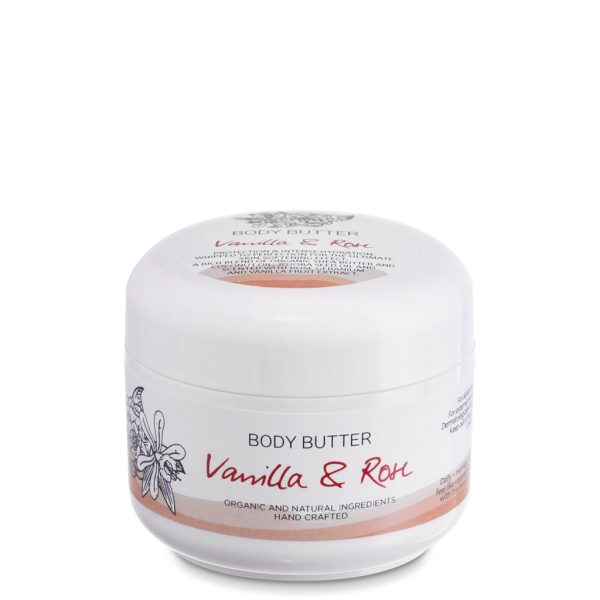Vanilla Rose Body Butter