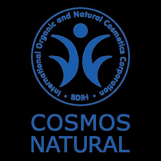 Logo BDIH Cosmos Natural