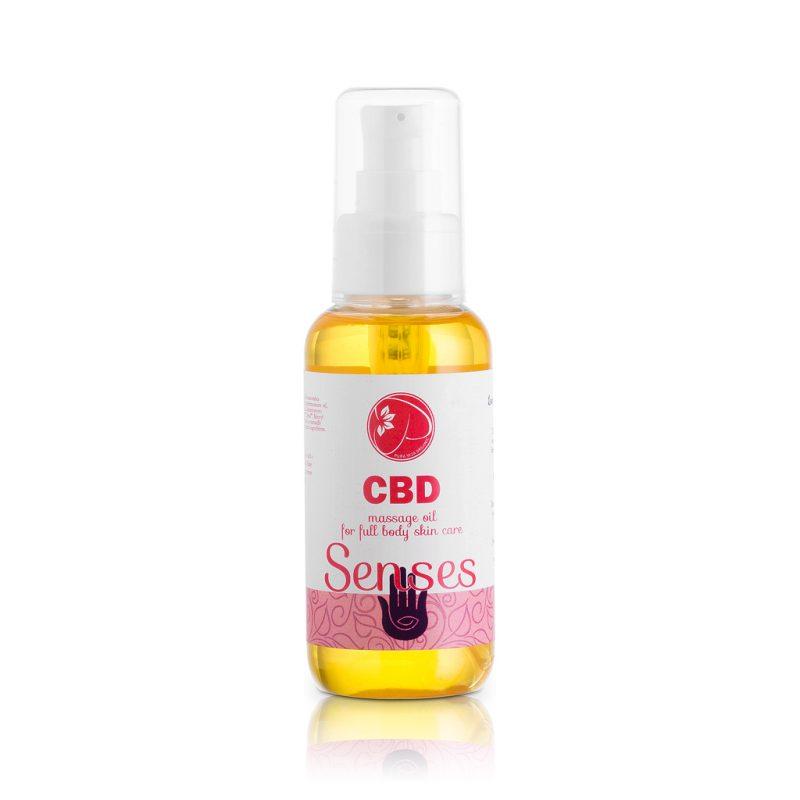 CBD massage oil Senses