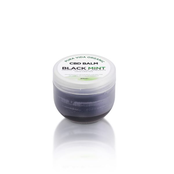 Black Mint CBD Balm