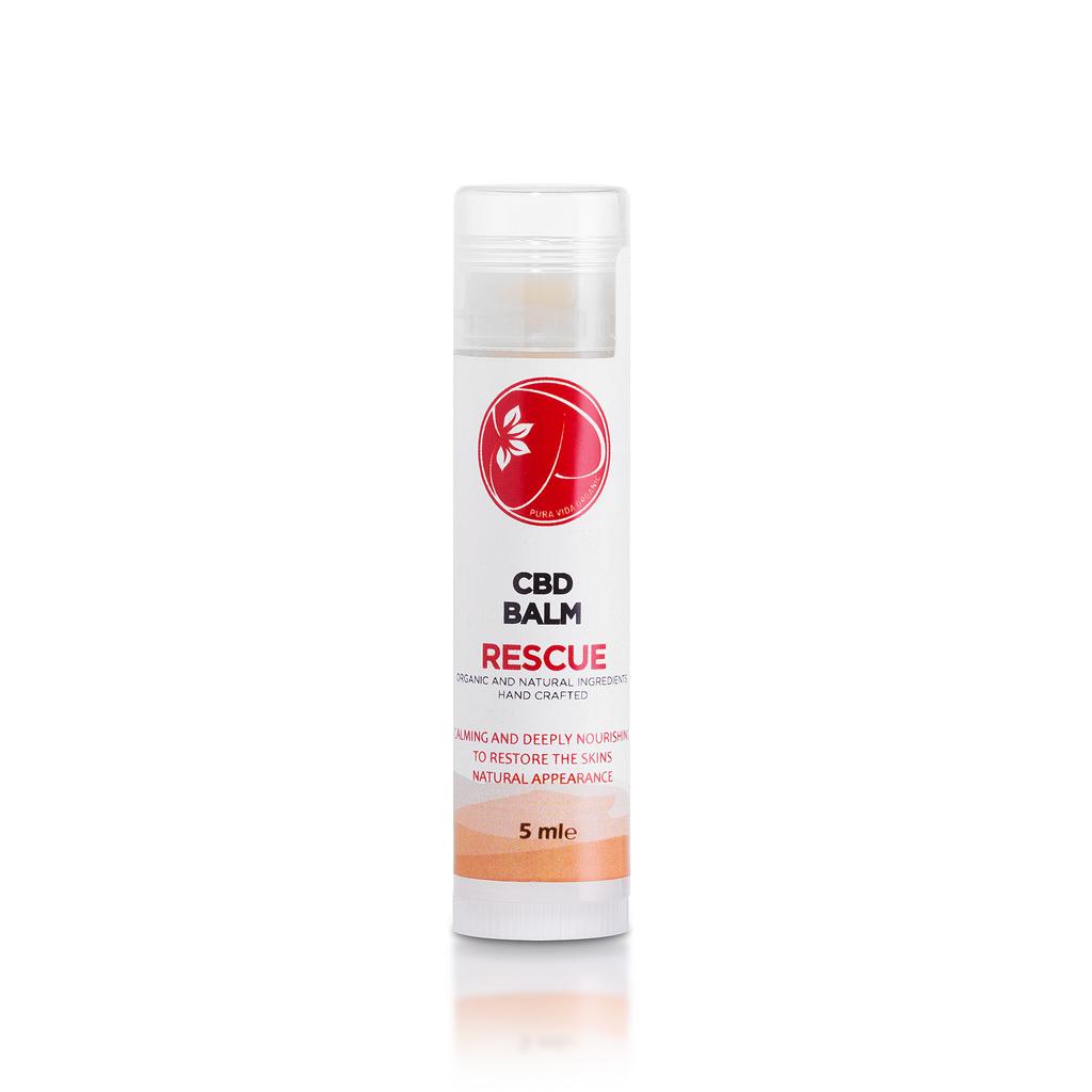 CBD rescue balm