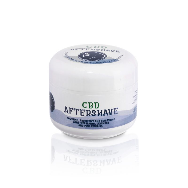 CBD Mens Aftershave