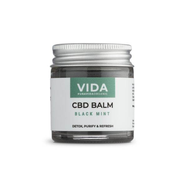cbd balm black mint 30ml
