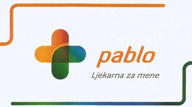 logo ljekarna pablo samobor
