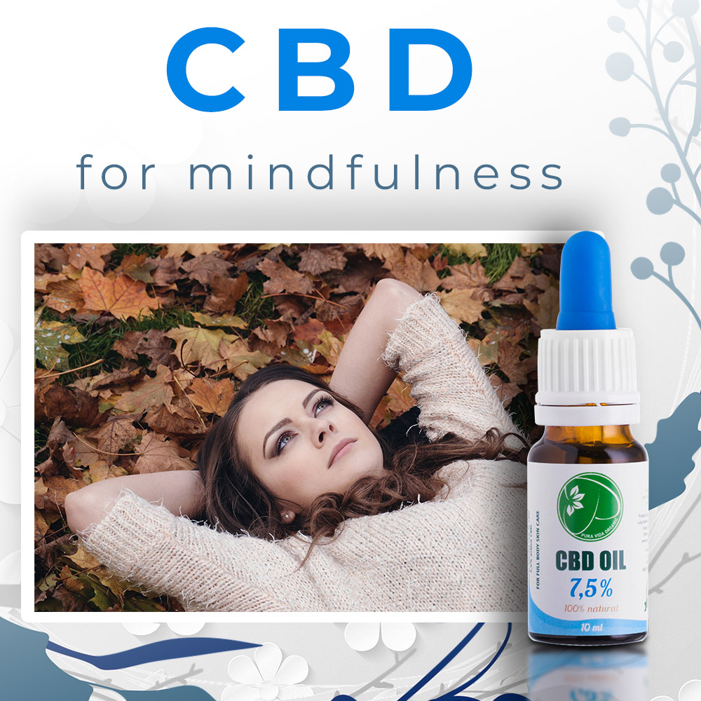 pura vida organic CBD for mindfulness