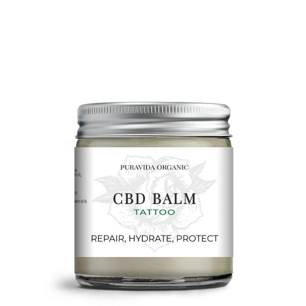 tattoo CBD balm