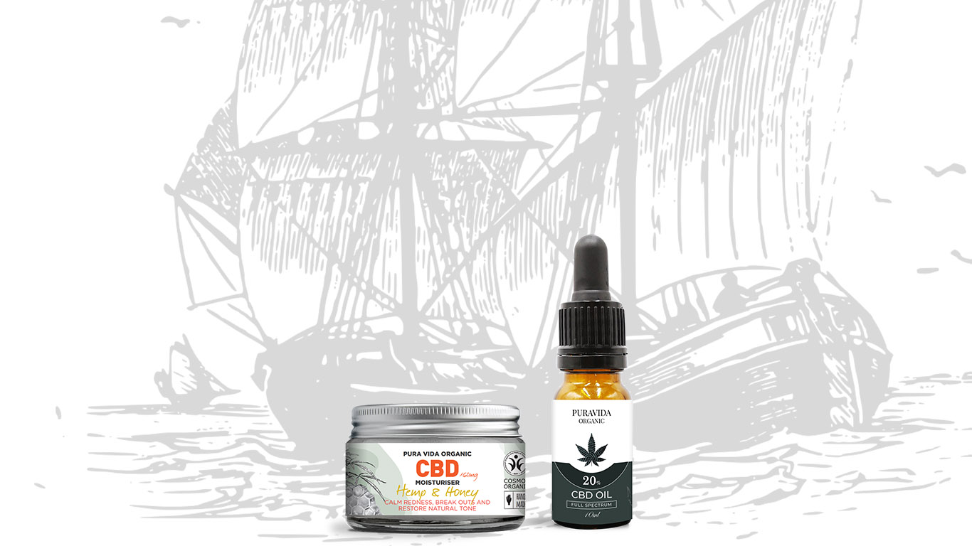 free shipping when you buy CBD online