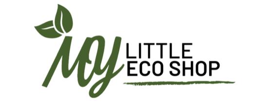 My little eco shop logo