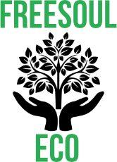 free soul eco logo