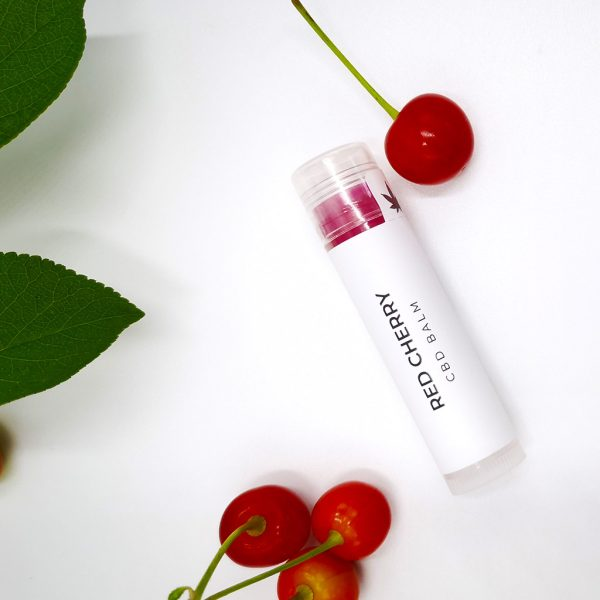 VIDA cbd lip balm red cherry