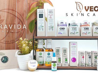 Pura Vida Organic products promo